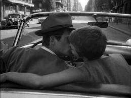 Breathless (À bout de souffle): Jean-Luc Godard, 1960