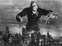 King Kong: Merian C Cooper, Ernest B Schoedsack, 1933