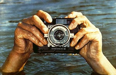 Cousteau's camera
