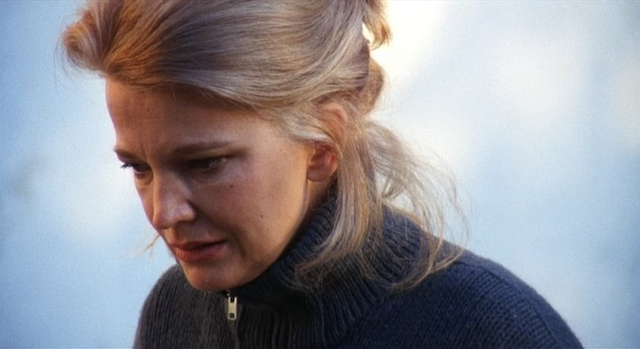 Gena Rowlands' Mabel Longhetti in John Cassavetes's A Woman under the Influence (1974)