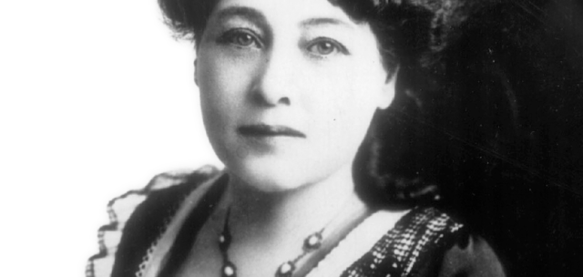 Alice Guy-Blaché (1873-1968) who at the age of 23 was first female director. Her films were loved by directors like Alfred Hitchcock.