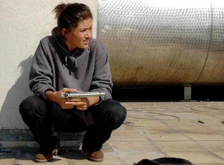 Nurgül Yesilçay's Ayten Öztürk in Fatih Akin's The Edge of Heaven (Auf der anderen Seite, 2007)