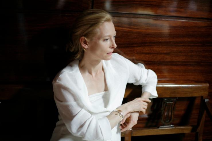 Tilda Swinton's Emma Recchi in Luca Guadagnino's I Am Love (Io sono l'amore, 2009)