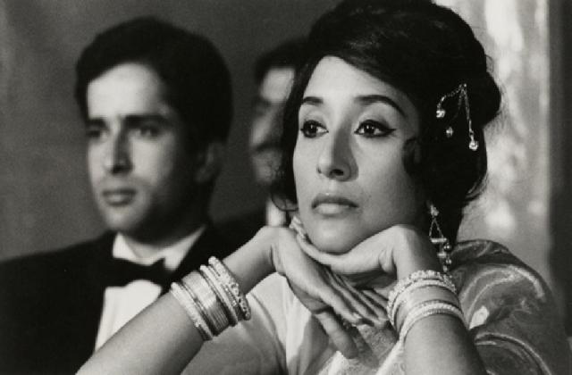 Madhur Jaffrey's Manjula in James Ivory's Shakespeare Wallah (1965)