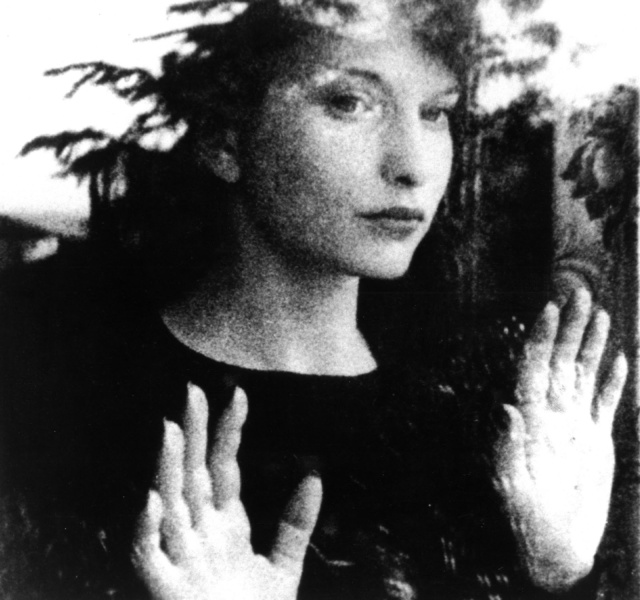 Maya Deren in her debut feature Meshes of the Afternoon (1943) co-directed with her second husband Alexander Hammid