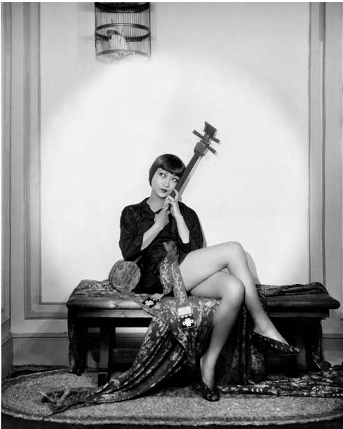 Anna May Wong's Shosho in Ewald Andre Dupont's Piccadilly (1929)