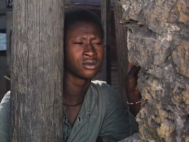 Mareme Niang's Anta in Djibril Diop Mambety's Touki Bouki (1973)