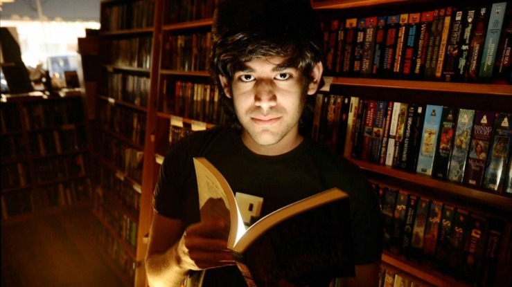 The Internet's Own Boy: The Story of Aaron Swartz, dir. Brian Knappenberger