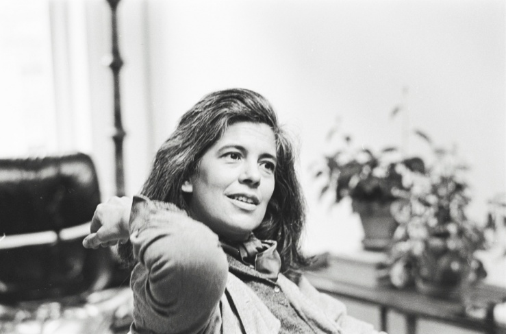 Regarding Susan Sontag, dir. Nancy Kates