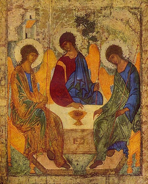 Holy Trinity, c. 1400