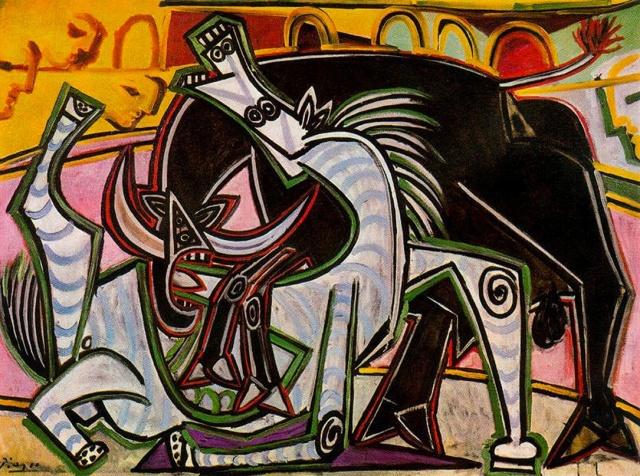 Bullfight, 1934