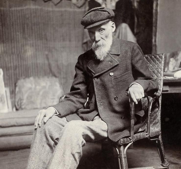 Pierre Auguste Renoir, c. 1910