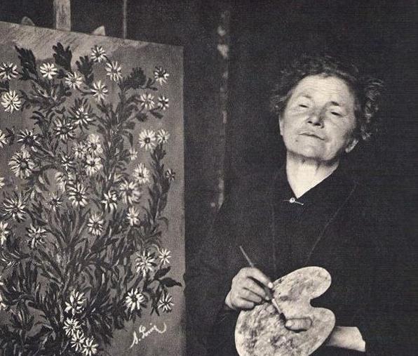 Séraphine Louis