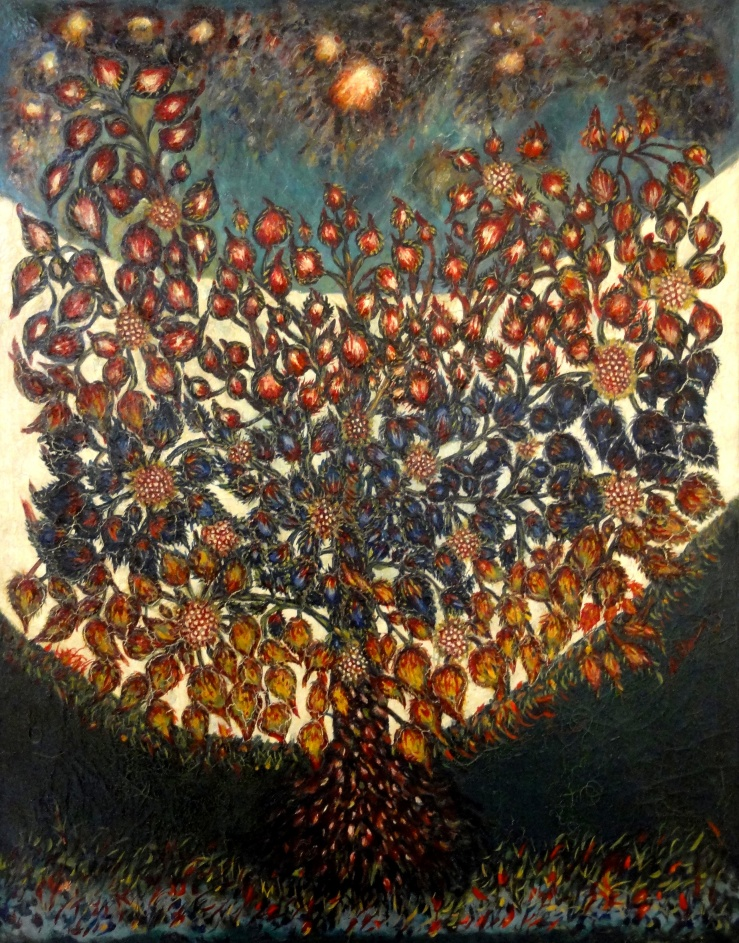 The Tree of Life, 1928