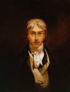 J.M.W. Turner's Self-Portrait, c. 1799