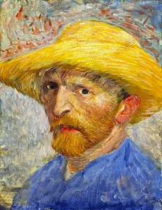 Vincent van Gogh's Self-Portrait, 1887