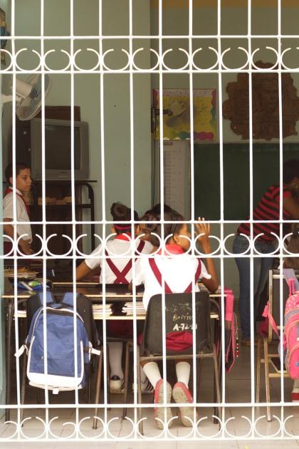School hours Photograph: Georgia Korossi/11polaroids