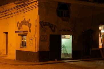 Pizza corner, Trinidad Photograph: Georgia Korossi/11polaroids