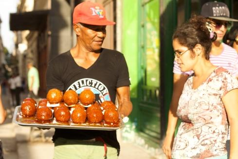 Caramelised coconut Photograph: Georgia Korossi/11polaroids