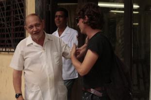 In conversation with Havana's barber
