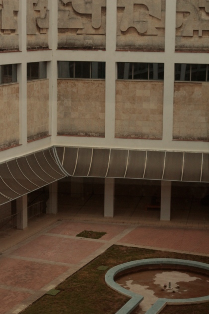 Museo Nacional de Bellas Artes Photograph: Georgia Korossi/11polaroids