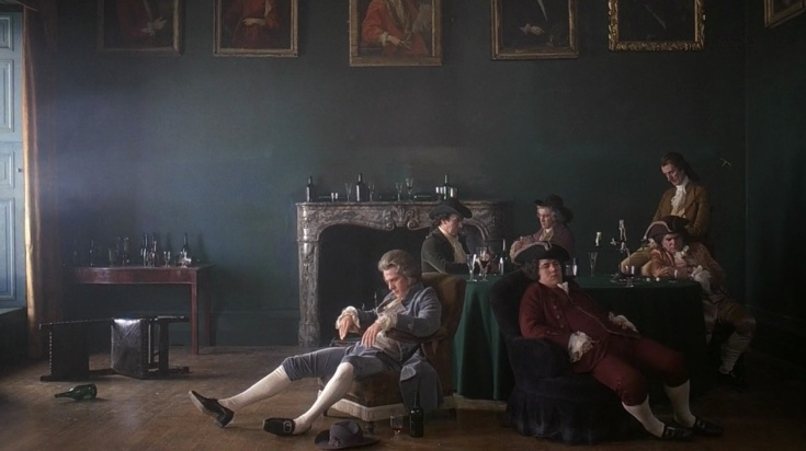 Ryan O'Neal's Barry Lyndon