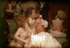 Barry Lyndon (1975): pleasure party