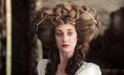 Marisa Berenson's Lady Honoria Lyndon