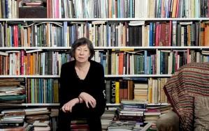 Professor of film and media studies at Birkbeck, University of London, Laura Mulvey (b.1941)
