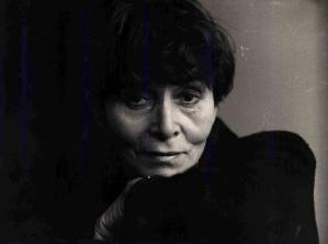 Czech cinema pioneer and avant-garde director Věra Chytilová (1929-2014)