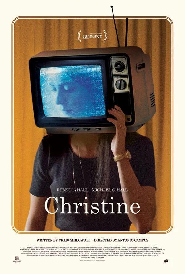 Christine (2016) poster