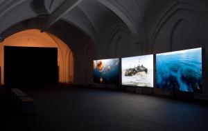 John Akomfrah: Vertigo Sea, Nikolaj Kunsthal: Copenhagen, 11 February – 8 May 2016
