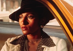 Pam Grier's Sheba in William Girdler's blaxploitation film 'Sheba, Baby' (1975).
