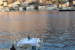 A great little taverna in Yialos serving homely dishes of traditional recipes (and a great view).