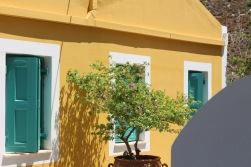 Run by a couple, Yiorgos and Elisabeth, Niriides is a beautiful group of apartments at Nimborio, Symi.