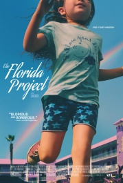 The Florida Project film poster