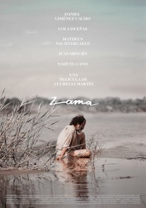 Zama film poster