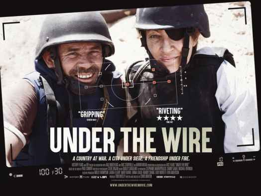 Under the Wire (2018) poster