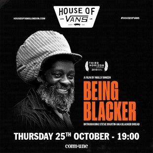 Being Blacker (2018) poster