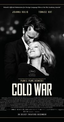 Cold War (2018) poster