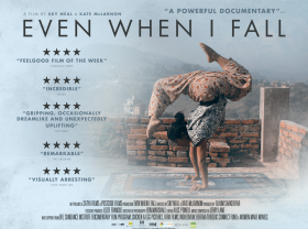Even When I Fall (2017) poster