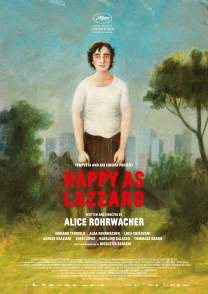 Happy as Lazzaro (2018) poster