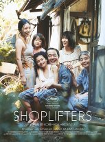 Shoplifters (2018) poster