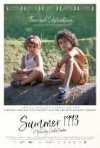 Summer 1993 (2018) poster